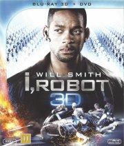 i robot - 3d - Blu-Ray