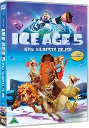 ice age 5: den vildeste rejse - DVD