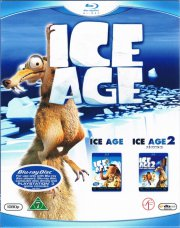 ice age // ice age 2: på tynd is - Blu-Ray