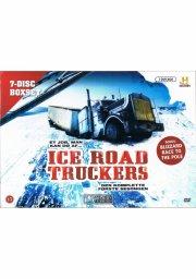 ice road truckers - sæson 1 og et iskoldt kapløb - boks - DVD