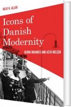 icons of danish modernity - bog