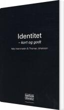 Thomas Johansson - Identitet - Bog
