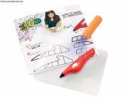 ido3d 3d pen startpakke - maskiner - rød - Kreativitet