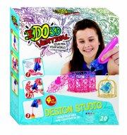 ido3d - vertical 4 pen design studio sæt - søde kreationer - Kreativitet