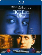 ikke et ord / don't say a word - Blu-Ray