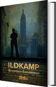 ildkamp - bog