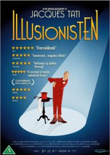 illusionisten - DVD