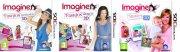 imagine world + designer + babies compilation  - nintendo 3ds