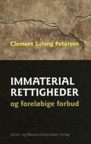 immaterialrettigheder og foreløbige forbud - bog