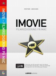 imovie - filmredigering på mac - bog