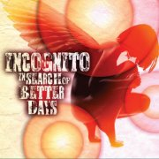 incognito - in search of better days - cd