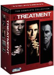 in treatment box - komplet - sæson 1-3 - hbo - DVD
