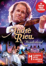 andre rieu - in wonderland -  - CD + Dvd