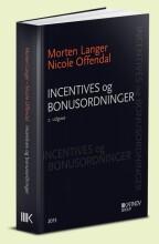 incentives og bonusordninger - bog