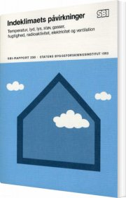indeklimaets påvirkninger - bog