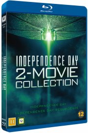 independence day // independence day 2 - resurgence - Blu-Ray