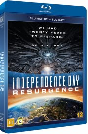 independence day 2 - resurgence - 3d - Blu-Ray