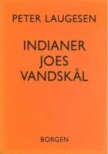 indianer joes vandskål - bog