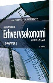 indledende erhvervsøkonomi med regneark. opgavesamling - bog