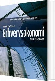 indledende erhvervsøkonomi - bog