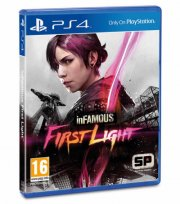 infamous: first light - PS4
