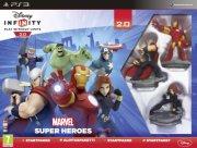 disney infinity 2.0: marvel super heroes - starter pack (nordic) - PS3