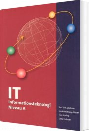 informationsteknologi, niveau a - bog