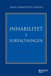 inhabilitet i forvaltningen - bog