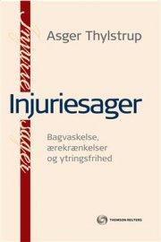 injuriesager - bog