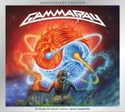 gamma ray - insanity & genius - cd