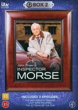 inspector morse - boks 2 - DVD