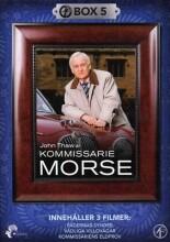 inspector morse - box 5 - DVD