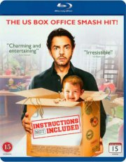instructions not included - Blu-Ray