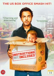 instructions not included - DVD