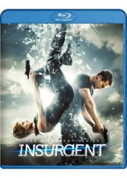 insurgent - divergent 2 - Blu-Ray