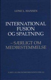 international fusion og spaltning - bog