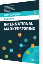 international markedsføring - cases og opgaver - bog