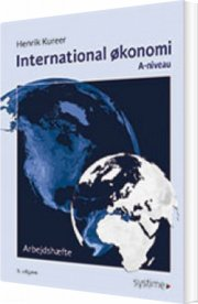 international økonomi a-niveau - bog
