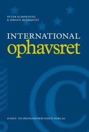 international ophavsret - bog