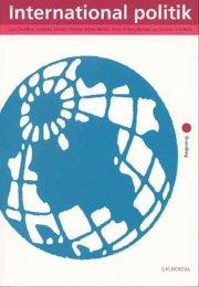 international politik - bog