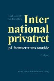 international privat- og procesret - bog
