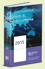 international told & momsmemo februar 2015 - bog