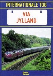 internationale tog via jylland - bog