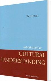 introduction to cultural understanding - bog