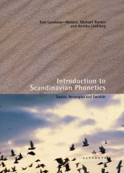 introduction to scandinavian phonetics - bog