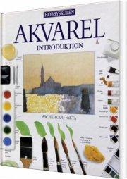 introduktion til akvarel - bog