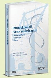 introduktion til dansk selskabsret ii - bog