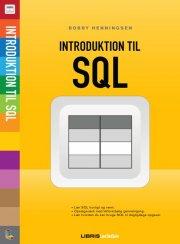 introduktion til sql - bog