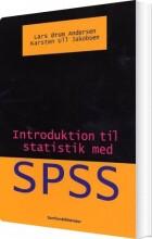 introduktion til statistik med spss - bog