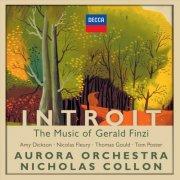 nicholas collon - introit - the music of gerald finzi - cd